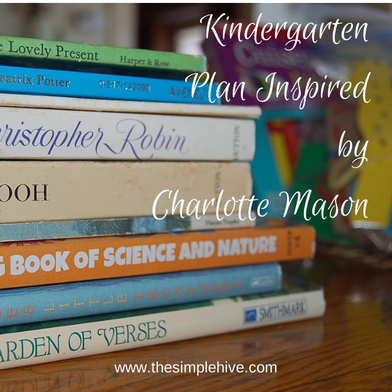 charlotte mason - Charlotte Mason Kindergarten