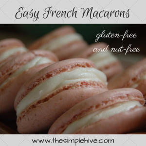 TEXFrench MacaronsT