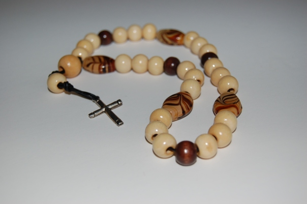 Christian Prayer Beads - the simple hive